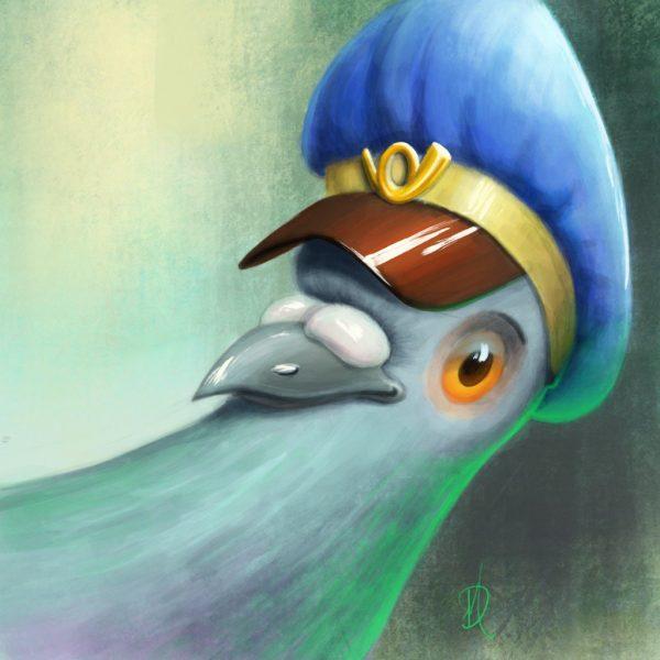 PIdgeonPostman