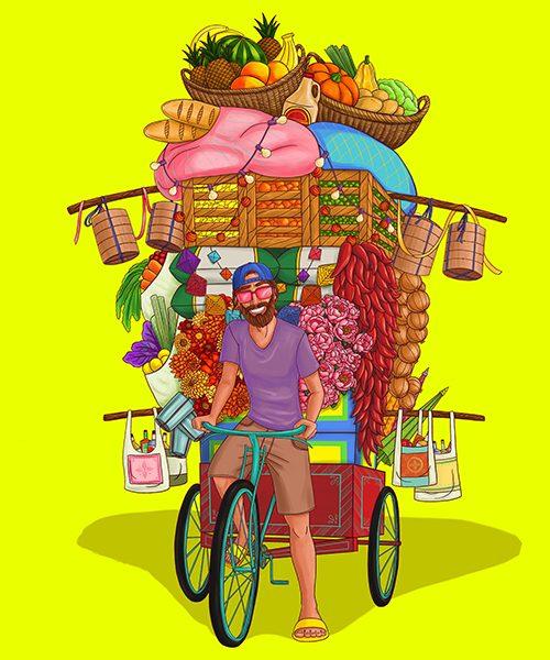 Rickshaw Rick's