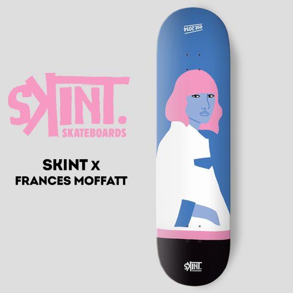 Skateboard Design for Skint