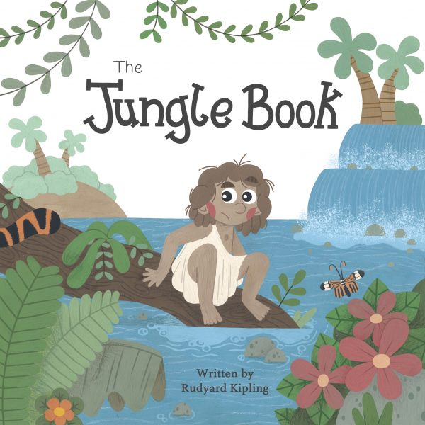 The Jungle Book Front Cover
