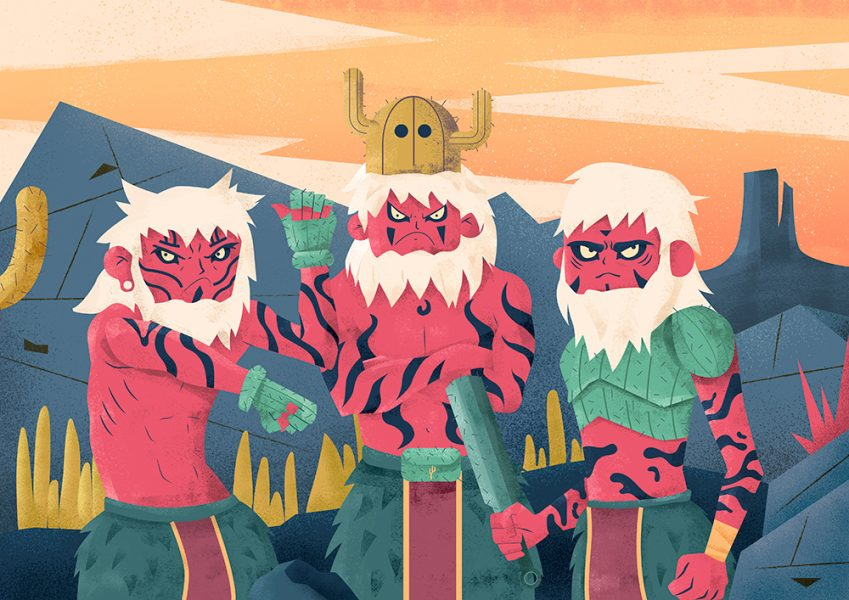 Angry boyz cactus gang