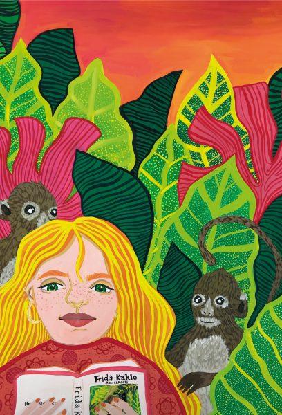 Art Education (Frida Kahlo)