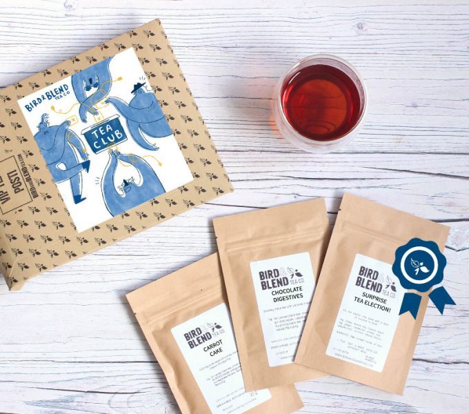 Bird and Blend Tea - Tea Club