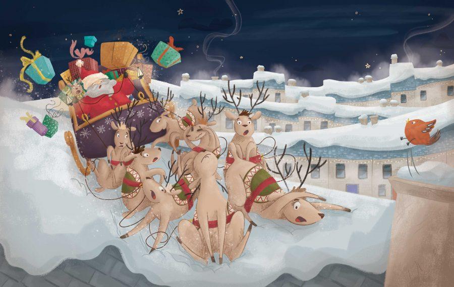 reindeer down 3