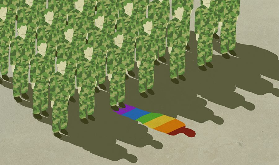 LGBT Rights in the army