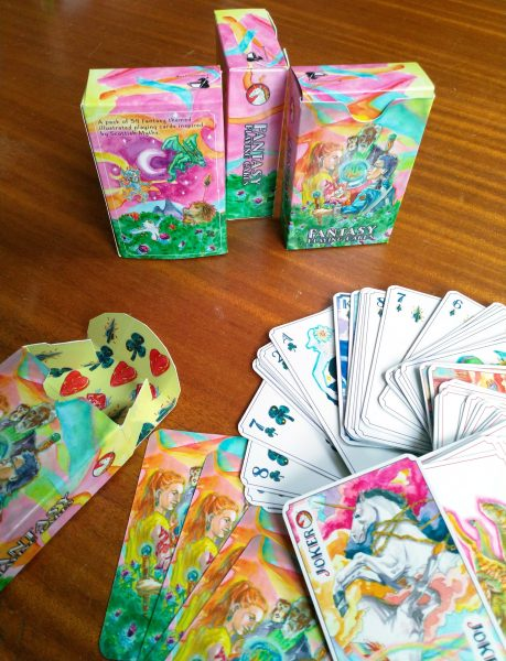Fantasy Playing Cards