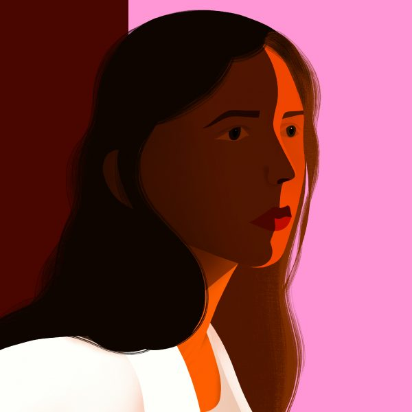 Emmanuelle Walker Portrait