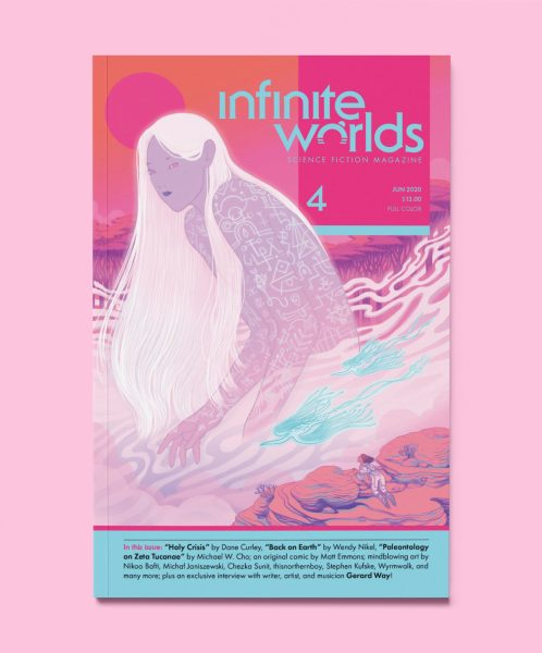 Infinite Worlds Magazine