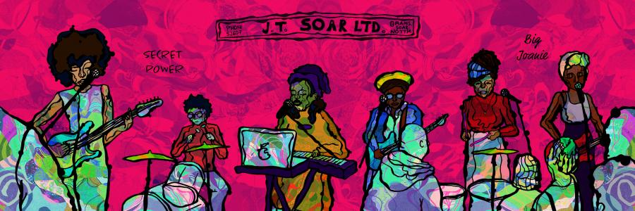 JT Soar Music Event