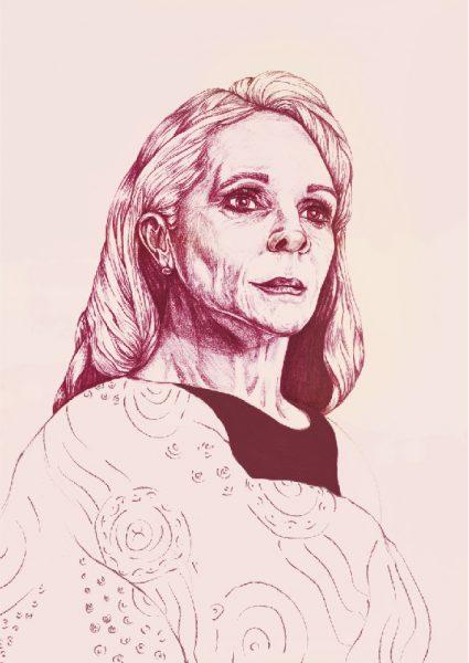 Linda Burney Portrait