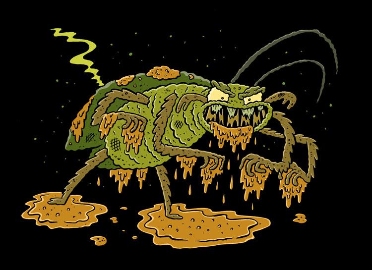 Icky Cockroach