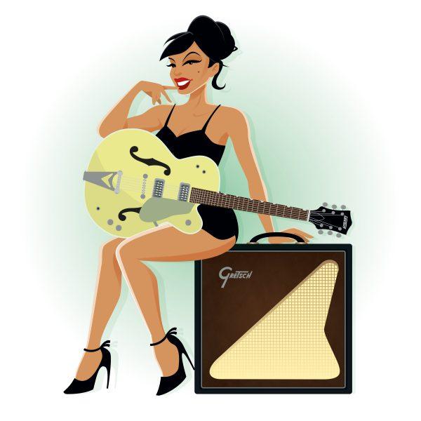 On Guitar…