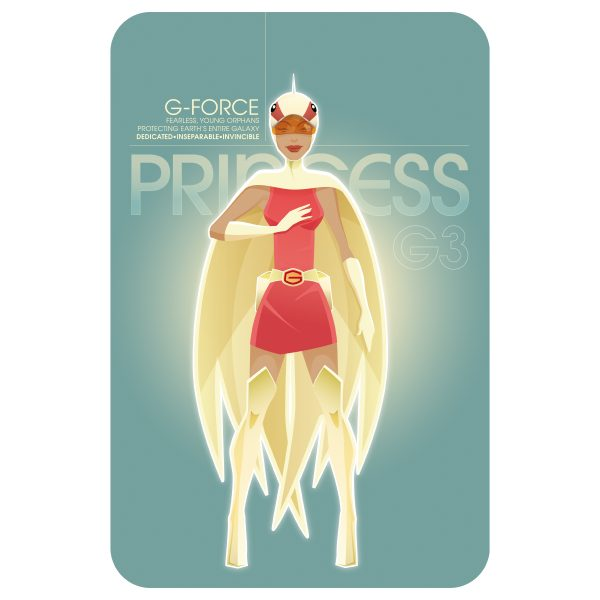 Princess – G Force