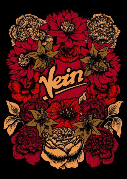 Vein Band Poster