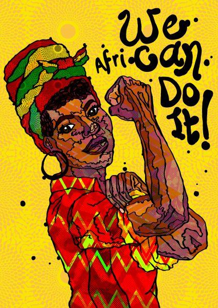 We afri-can do it!