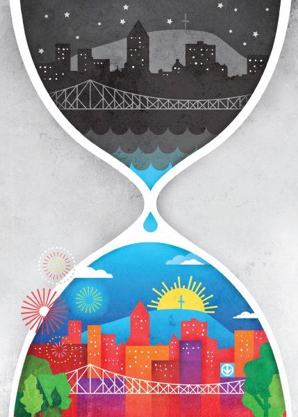 City's transformation