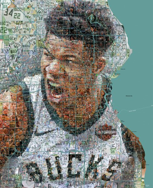 NBA FINALS 2019 Giannis Antetokounmpo