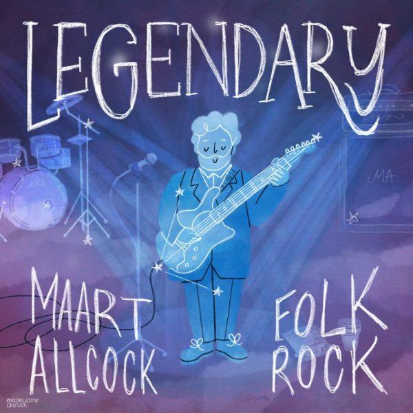 Maart Allcock –Folk Rock