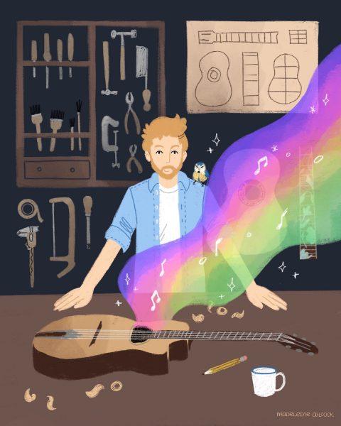 Guitar Maker's Workshop