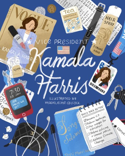 Kamala Harris Book Cover