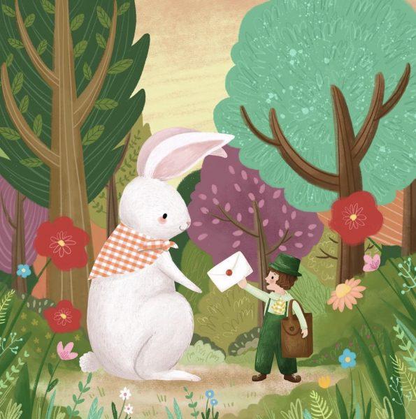 Rabbit's Letter