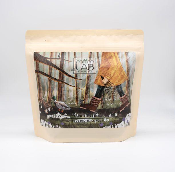 CoffeeLab label