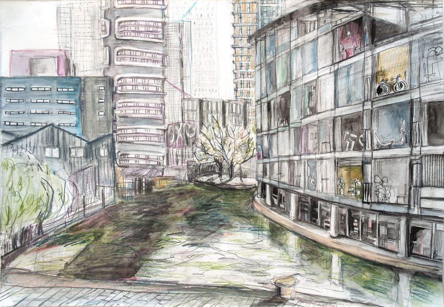 City Road Basin - Regents Canal