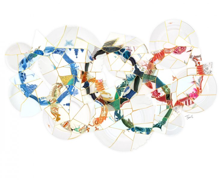 Kintsugi2020: The Olympics
