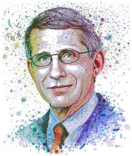 Dr Anthony Fauci: Our antibody