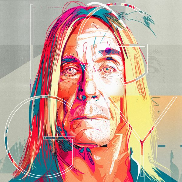 15_Iggy Pop Portrait