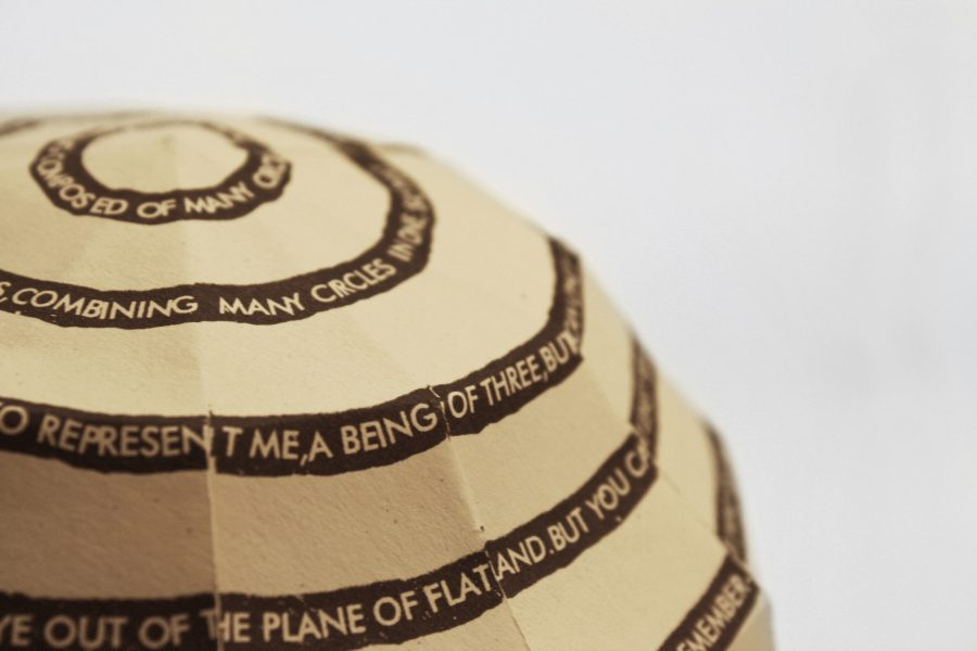 17_Flatland: A Romance of Many Dimensions Sphere