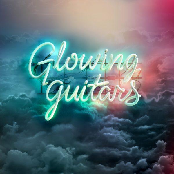 Glowing Guitars album cover EMI