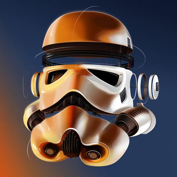 4_Stormtrooper Helmet