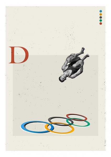 D STANDS FOR DIVING - PERSONAL PROJECT