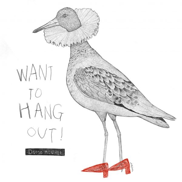 Want to hang out!