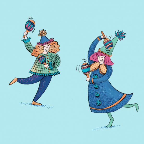 Dancing-Ladies