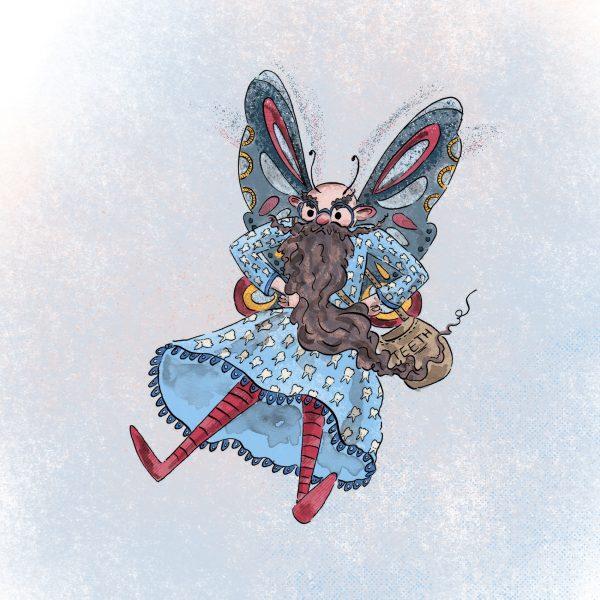 Grumpy Tooth Fairy