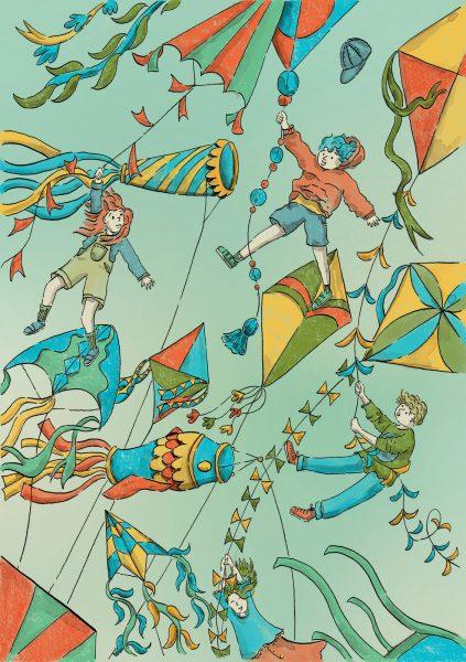 Kite Flying Team