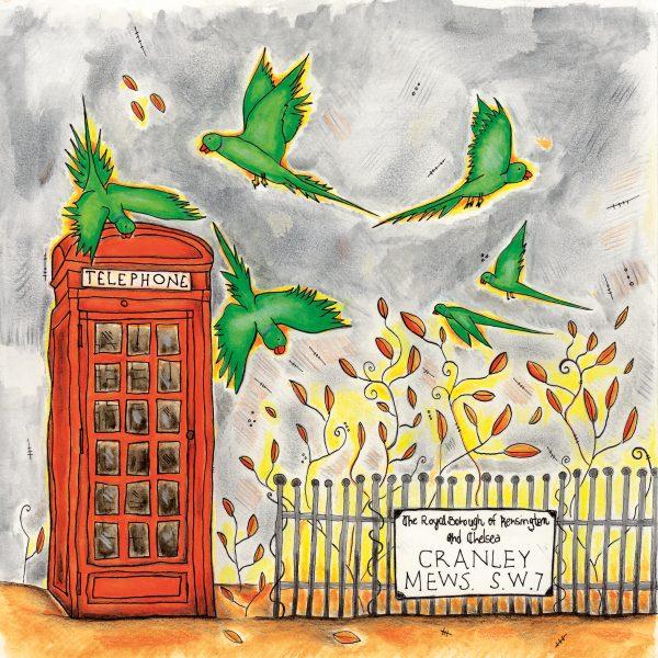 'Parrots in London'