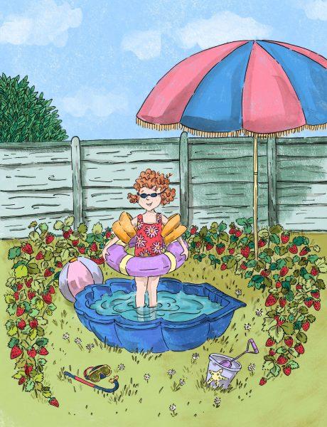 Summer Little Me
