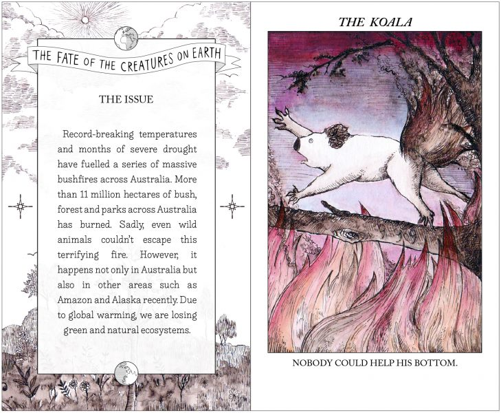 The Fate of the Creatures on Earth _ the Koala