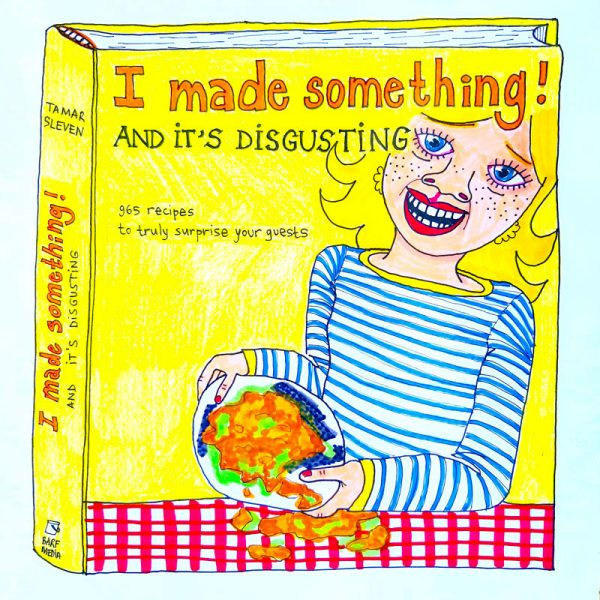 Cookbook of failed dishes