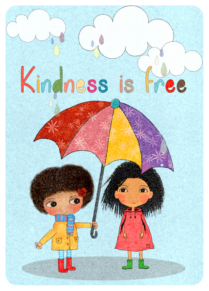 15 Kindness is free