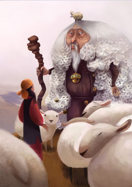 Meeting with The Shepherd
