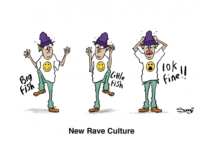 New Rave Culture