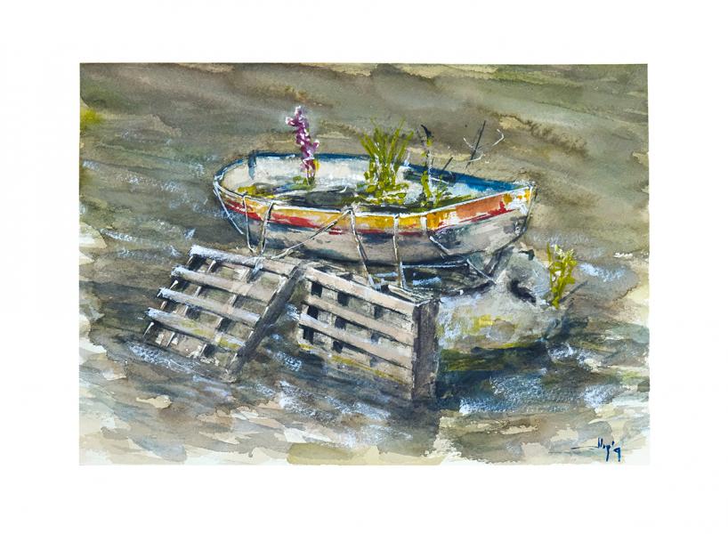 Diggy dinghy
