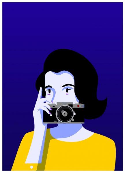Femme & Leica