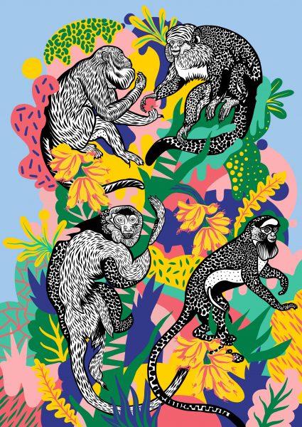 Monkey Tree