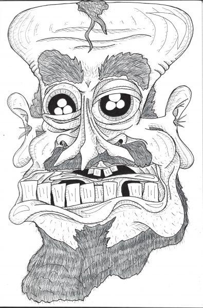 Old Man 3 Nose