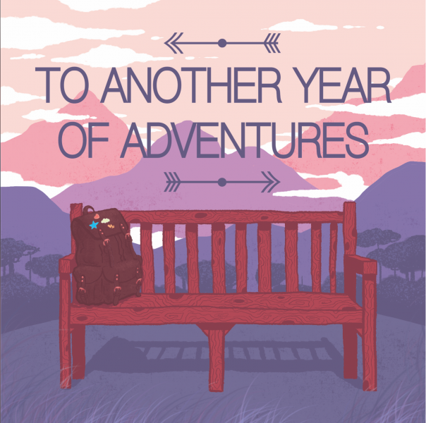 To Another Year Of Adventures